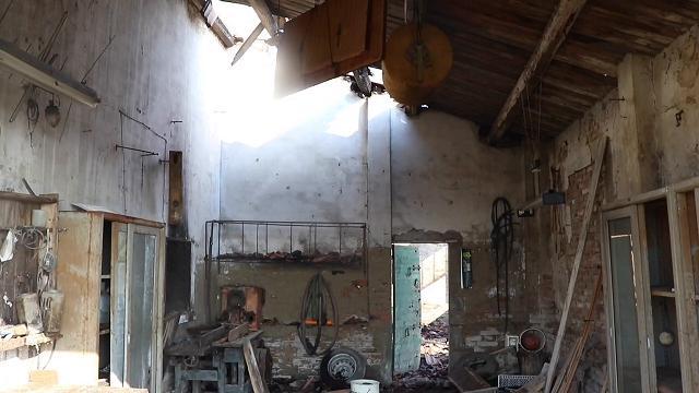 Ostellato, incendio distrugge una casa di campagna