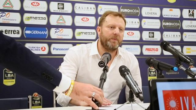 """Cagnardi:""""Subita l'aggressività di Brescia"""""""
