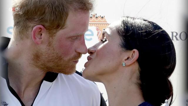 Harry e Meghan, dal primo incontro alla gravidanza: la storia d'amore in dieci foto