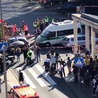 Colonia, ostaggi alla stazione: la polizia circonda l'esterno dell'edificio