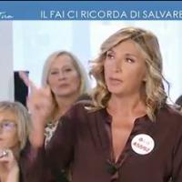 Myrta Merlino contro il netturbino: sfogo in tv della giornalista