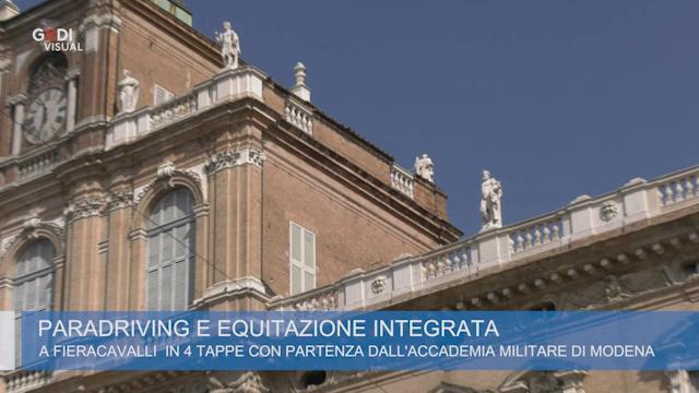 Da Modena a Verona, i ragazzi disabili in carrozza con l'Accademia