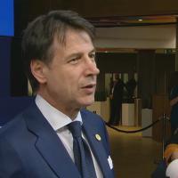 """Manovra, Conte a Bruxelles: """"L'abbiamo studiata bene, non c'è margine per un cambiamento"""""""