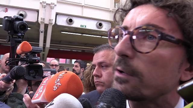 """Toninelli a Bologna boccia il Passante: """"Faremo solo piccole opere"""""""