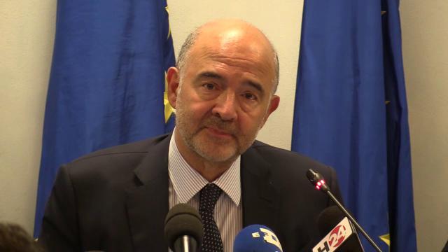 """Manovra, Moscovici: """"Situazione delicata, la Commissione Ue non ha preso ancora decisioni"""""""
