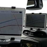 L'auto a guida autonoma, test tra il porto di Livorno e la superstrada Fi-Pi-Li