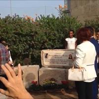 Porto Torres, Pietro Grasso ricorda Emanuela Loi