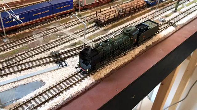 Padova, modellini di treni che sembrano veri