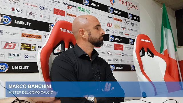 Mantova vince in rimonta sul Como. L'allenatore ospite mastica amaro