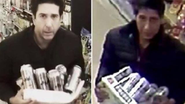 Gb, sosia di Ross di Friends ricercato dalla polizia: l'attore David Schwimmer risponde così