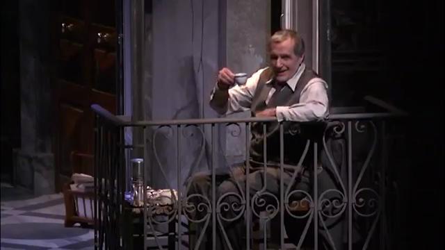 Morto l'attore Carlo Giuffré, volto del teatro e del cinema