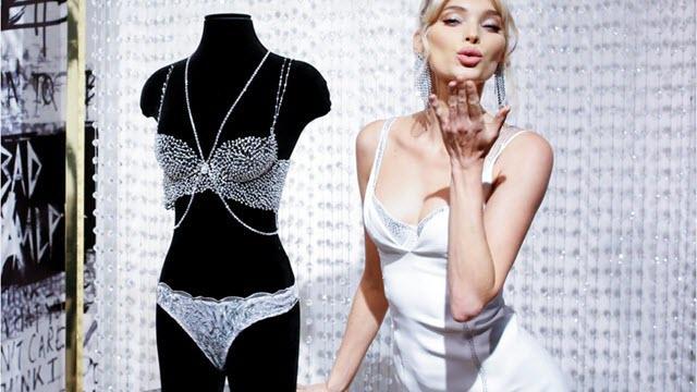Victoria's Secret, Elsa Hosk indosserà il reggiseno-gioiello da un milione di dollari
