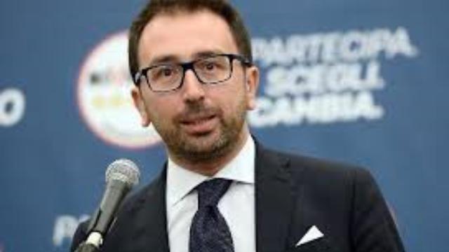 """Prescrizione, Bonafede: """"Non abbiamo ceduto a Salvini"""""""