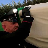 """Funerali del carabiniere travolto dal treno. """"Emanuele, un uomo coraggioso, eroe per amore?"""