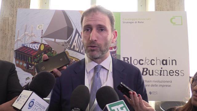 """Manovra, Casaleggio nega conflitto interessi su fondi per blockchain: """"Non prenderemo quei 45 milioni"""""""