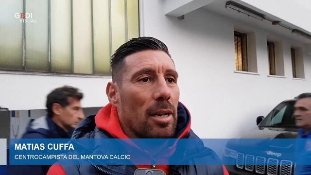 """Mantova sconfitto dalla Pro Sesto, Cuffa: """"Domenica ci rifaremo"""""""