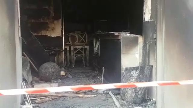 Napoli, esplosione nella notte in un bar in corso Garibaldi