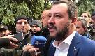 """Sgomberate villette Casamonica, Salvini: """"Bel segnale per Roma, la pacchia è finita"""""""