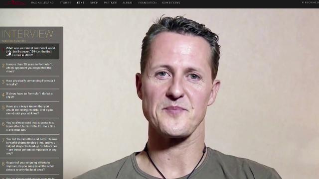 """Schumacher, l'intervista inedita registrata poco prima dell'incidente: """"Sulla Ferrari il ricordo più bello"""""""