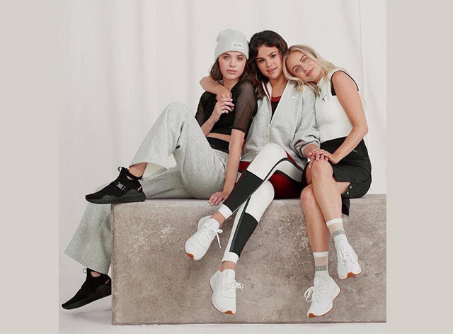 "Selena Gomez e le ""strong girls"", su Instagram il lancio di una nuova capsule collection"