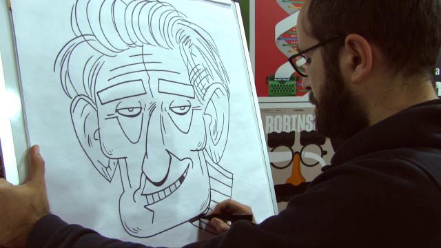 Più libri più liberi, da Massimo Rotundo ad Arianna Rea: fumettisti all'opera