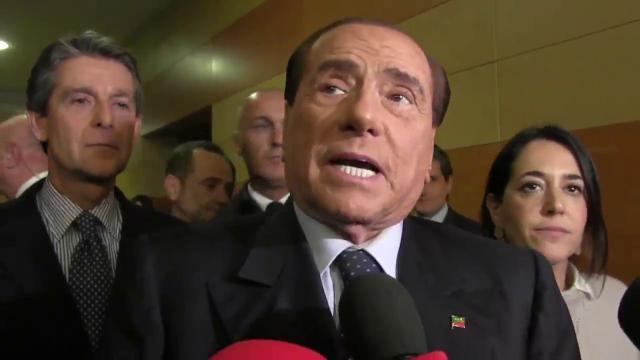 """Governo, Berlusconi: """"Mattarella consentirebbe alternativa con centrodestra"""""""