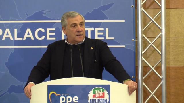 """Caso Dall'Osso-Forza Italia, Tajani: """"Atto di coraggio, ora nel M5s si è aperta una falla"""""""