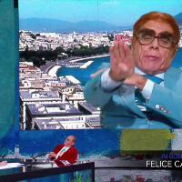 """Tv, il ritorno di Felice Caccamo: """"Il capitone è furbo, io lo acchiappo così"""""""