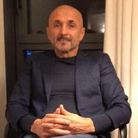 Viareggio, il videomessaggio di Luciano Spalletti alla festa di Mendella