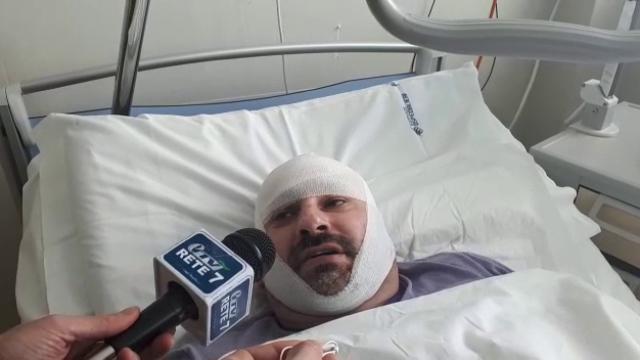 Bologna, tassista e operatore ecologico picchiati da un branco
