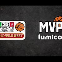 Basket, serie A2: Raffa (Legnano) mvp dell'undicesima giornata