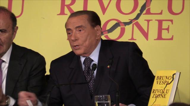 """Manovra, Berlusconi: """"Quella di Conte è una marcia indietro, una buffonata"""""""