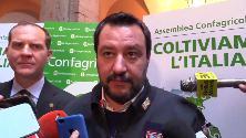 """Caso Salvini-ultrà, il ministro: """"Se spacciatore ha pagato spero non lo rifaccia. Mi occupo del presente"""""""