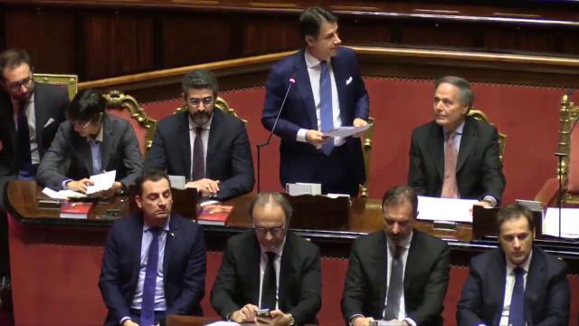 """Manovra, Conte riferisce in Aula ma è scontro con Bellanova (Pd). Casellati la riprende: """"Stia zitta"""""""