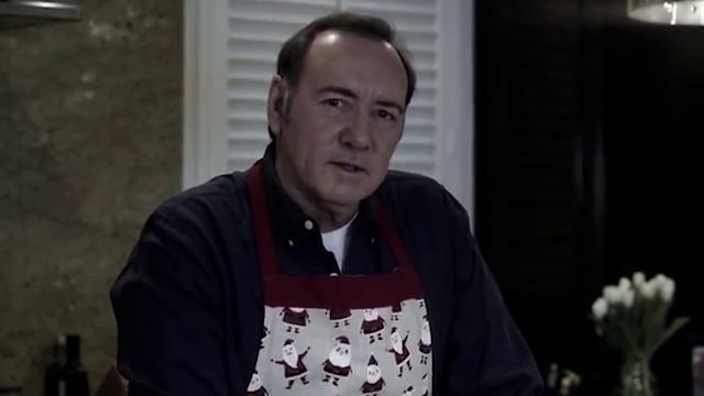 Kevin Spacey, l'attore si difende in un video in cui interpreta Underwood