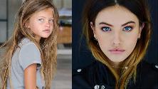 """Da bambina a ragazza """"più bella del mondo"""": Thylane Blondeau è il volto social 2018"""