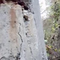 E 45, sequestro del viadotto Puleto per rischio crollo: così si sgretolano i piloni