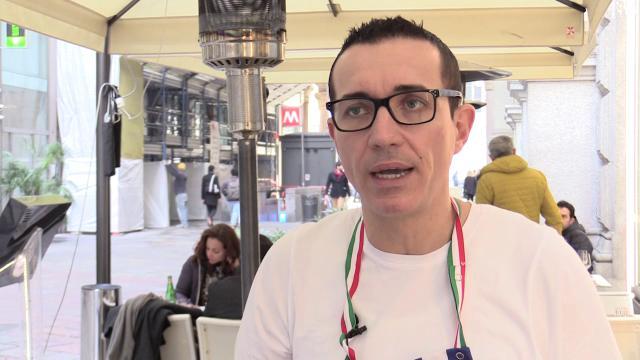 Bomba da Sorbillo, l'appello del pizzaiolo: ''Denunciate, diffondete e raccontate le minacce''