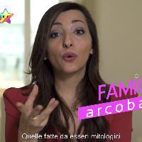 """L'ironia di Martina Dell'Ombra: """"Ecco perché le famiglie arcobaleno sono le peggiori"""""""