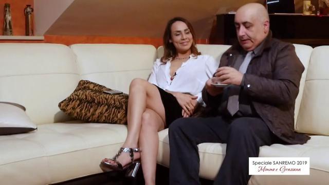 Il ritorno dell''Angelina Jolie di Bari': dalle cene con Berlusconi a Sanremo