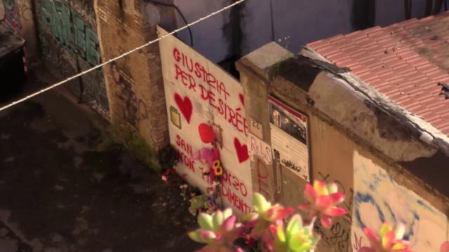 Roma, ritorno a San Lorenzo a tre mesi dalla morte di Desirée: il videoreportage