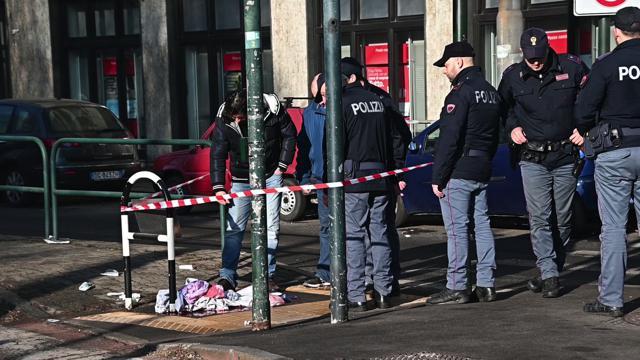 Assalto al portavalori a Torino, ferita una guardia giurata a colpi di pistola