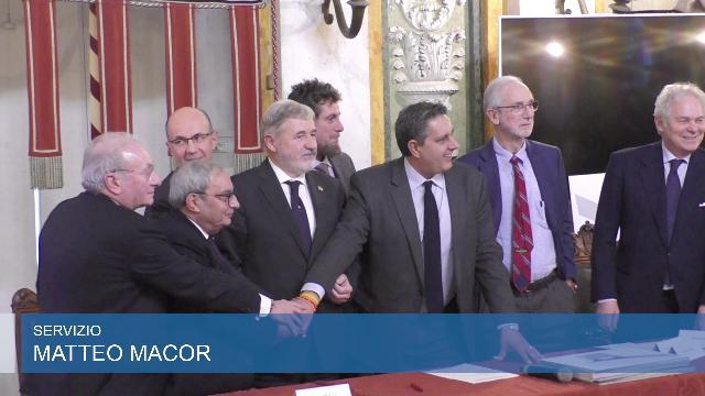 Genova, la firma per il nuovo ponte nel 2020. Renzo Piano: