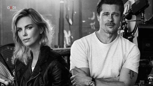 ''Charlize Theron e Brad Pitt hanno una relazione'': i rumos della stampa inglese
