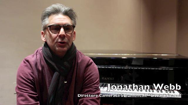 Prato, Jonathan Webb in concerto