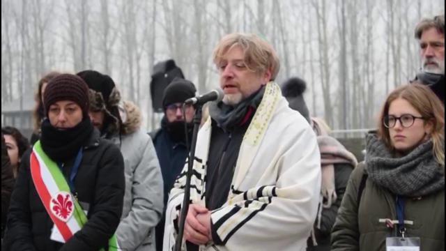 Le preghiere dei ragazzi toscani per i deportati ad Auschwitz