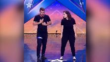 La hit di Francesca Michielin nella lingua dei segni: l'esibizione di Nic&Ale a Italia's Got Talent