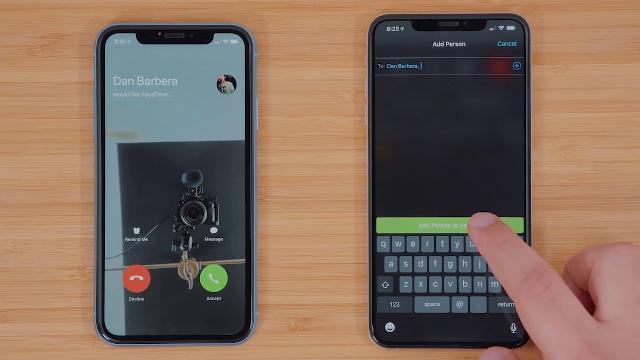 Facetime 'spia' la persona che chiami, bug su iPhone