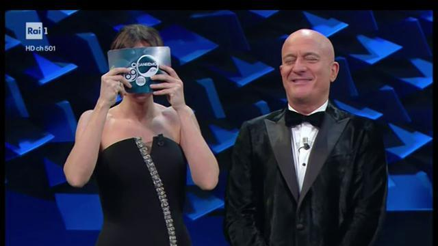 Sanremo 2019, la gaffe di Virginia Raffaele sui Casamonica fa discutere