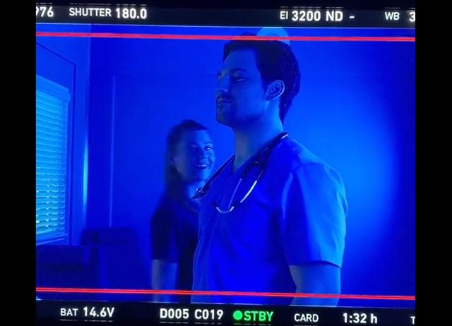 """Grey's Anatomy"""", Ellen Pompeo e Giacomo Gianniotti ballano sulle note di Ariana Grande"""